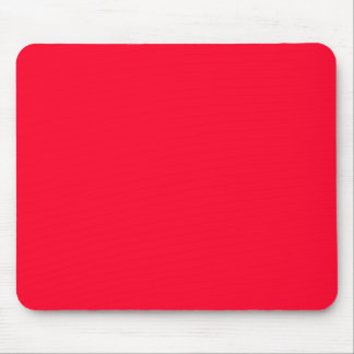 Ruddy Red Mouse Pads