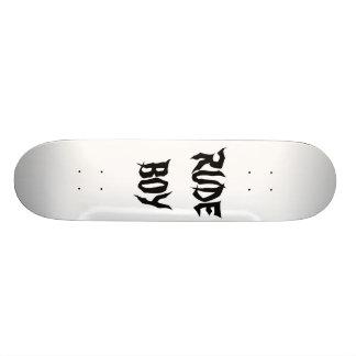RUDE BOY Skatboard Skate Board