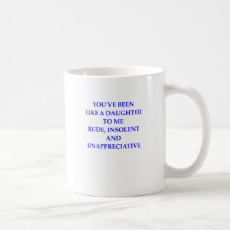 rude coffee mug