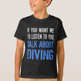 Rude Diving Shirt