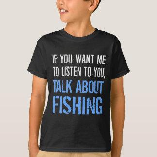 Rude Fishing T Shirt