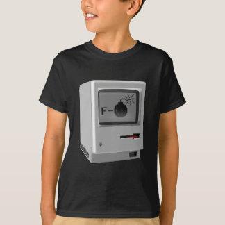 Rude Mac 128k F-Bomb! T-Shirt