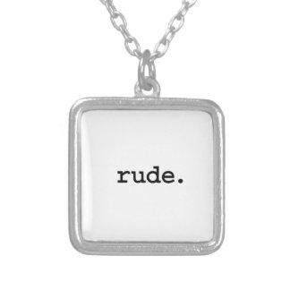 rude custom jewelry