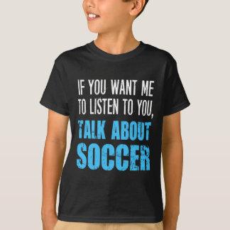Rude Soccer T Shirt