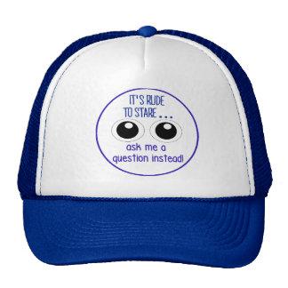 Rude Trucker Hat