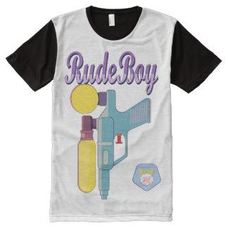 Rudeboy All-Over-Print T-Shirt