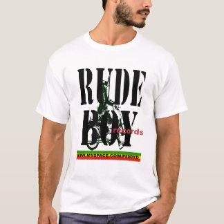 RUDEBOY BIKE FLAG T-Shirt