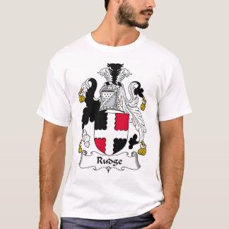 Rudge Family Crest T-Shirt