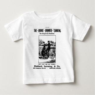 Rudge Humber Tandem Bike Baby T-Shirt