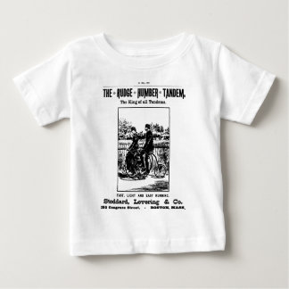 Rudge Humber Tandem Bike T Shirt