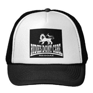 Rudies Don't Care - SKA - Rudeboys - Mods Hat