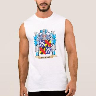 Rudland Coat of Arms - Family Crest Sleeveless Shirt
