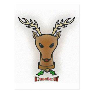 Rudolf4 Postcards