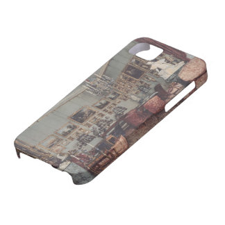 Rudolf Alt- Interior in Palace Windischgratz iPhone SE/5/5s Case