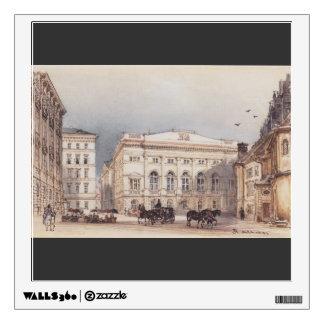 Rudolf Alt- Lower Austrian country house Wall Sticker