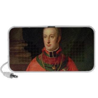 Rudolf de Habsburgo Notebook Altavoz