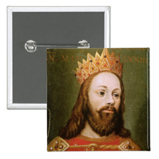 Rudolf I  uncrowned Holy Roman Emperor Button