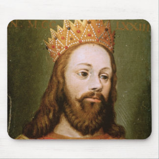 Rudolf I  uncrowned Holy Roman Emperor Mouse Pad