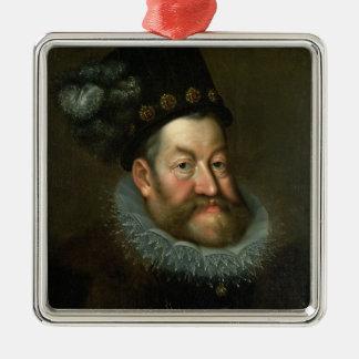 Rudolf II , 1600-3 Metal Ornament