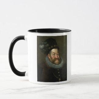 Rudolf II , 1600-3 Mug