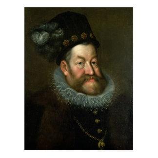 Rudolf II, 1600-3 Tarjetas Postales