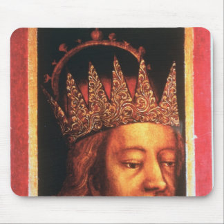 Rudolf IV, Emperor of Austria and Tyrol , c.1360 Mouse Pad