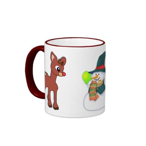 Rudolf Mug