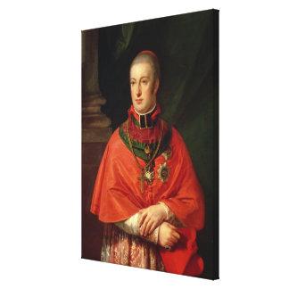 Rudolf of Habsburg Canvas Prints