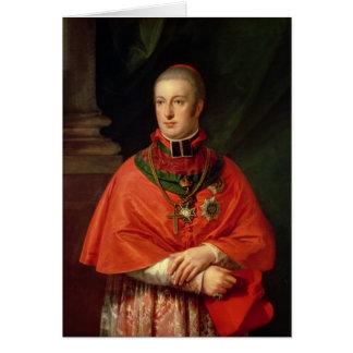 Rudolf of Habsburg Card