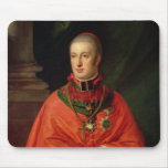 Rudolf of Habsburg Mouse Pads