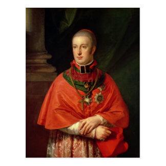 Rudolf of Habsburg Postcard