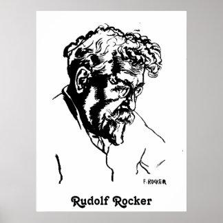 Rudolf Rocker poster
