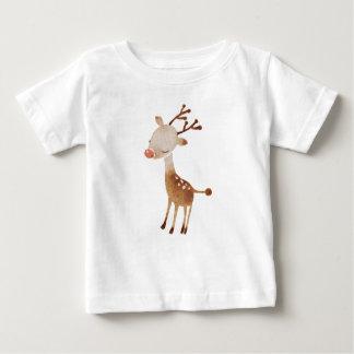 Rudolf (Rudolph) the reindeer Baby T-Shirt