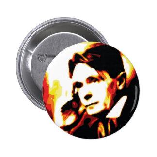 Rudolf Steiner 2 Inch Round Button