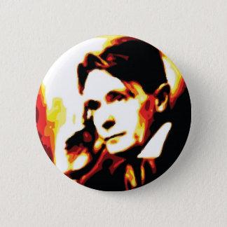 Rudolf Steiner Pinback Button