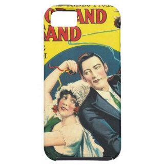 Rudolf Valentino Blood Sand Poster iPhone 5 Cases