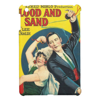 Rudolf Valentino Blood Sand Poster Cover For The iPad Mini