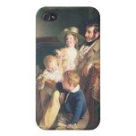 Rudolf von Arthaber con sus niños Rudolf iPhone 4 Carcasa
