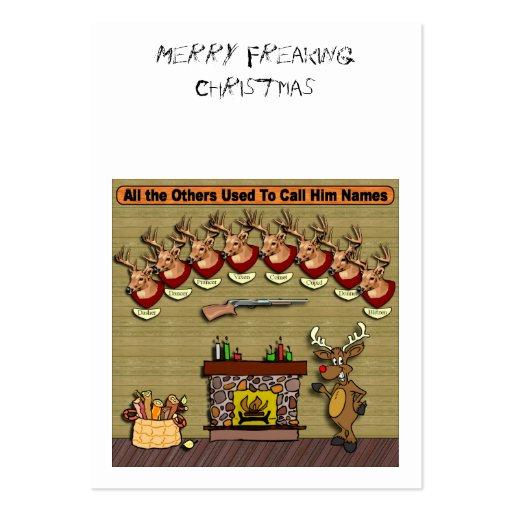 Rudolph Business Card