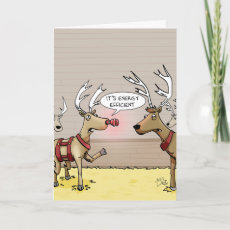 Rudolph Cards