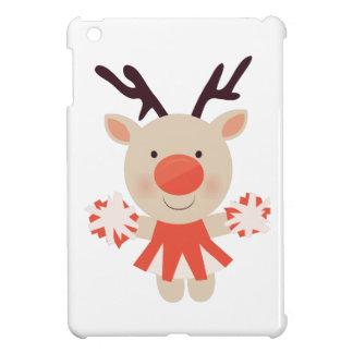 Rudolph Cheerleader iPad Mini Cover