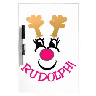 Rudolph Dry-Erase Board