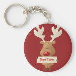 Rudolph el llavero del reno