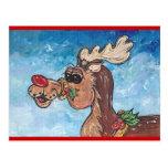 Rudolph el reno de Rednose Postal