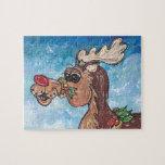 Rudolph el reno de Rednose Puzzles