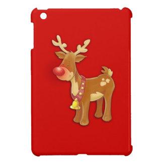 Rudolph el reno sospechado rojo