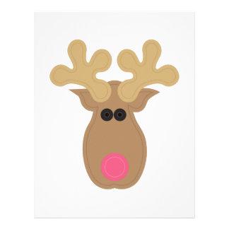 Rudolph hace frente membrete