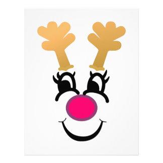 Rudolph hace frente membrete a diseño