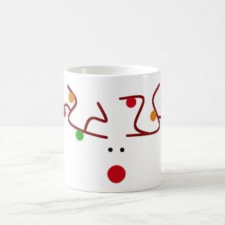 Rudolph Lights Coffee Mug