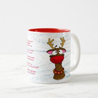 Rudolph, mug